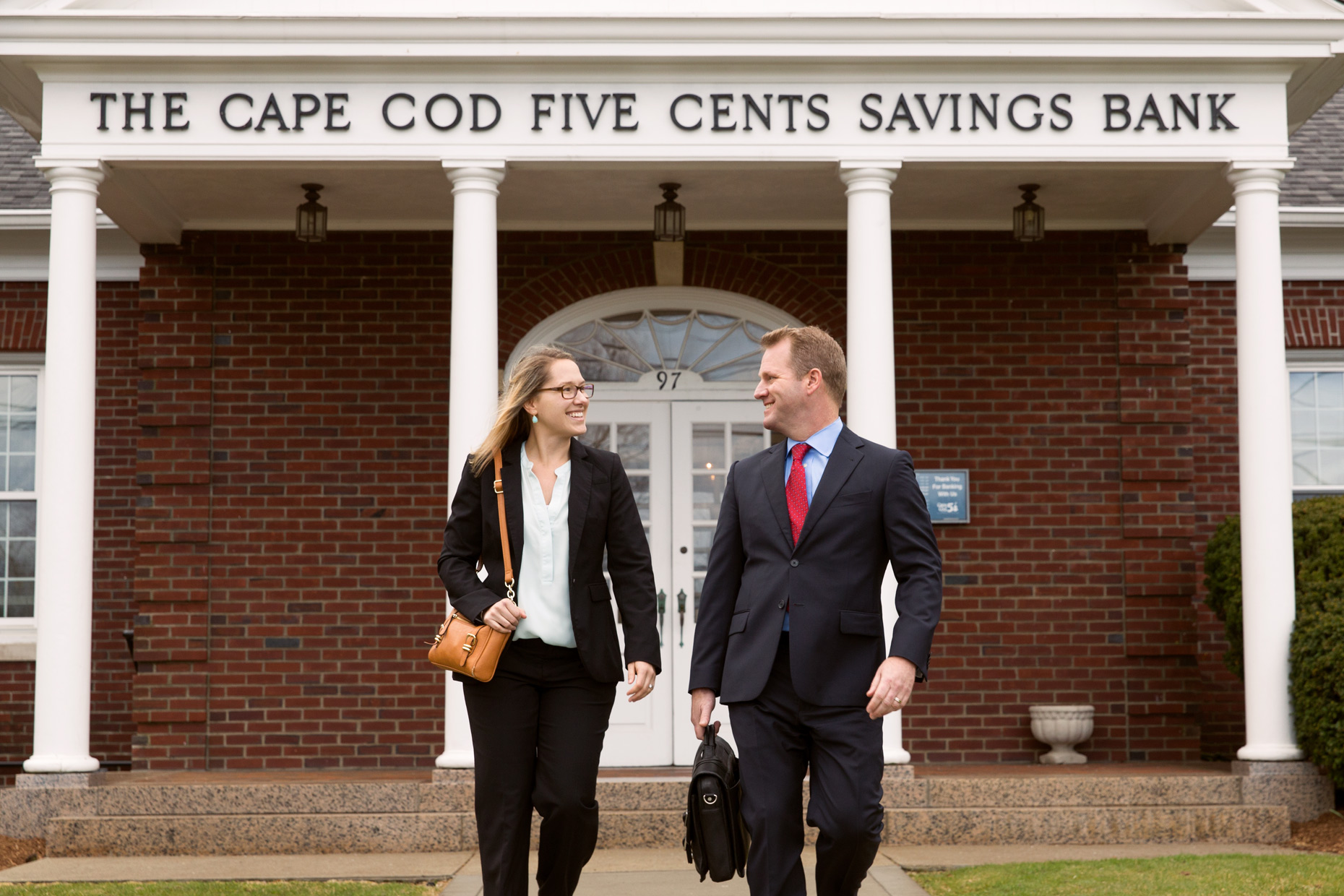 Cape Cod 5 Bank, Orleans, MA