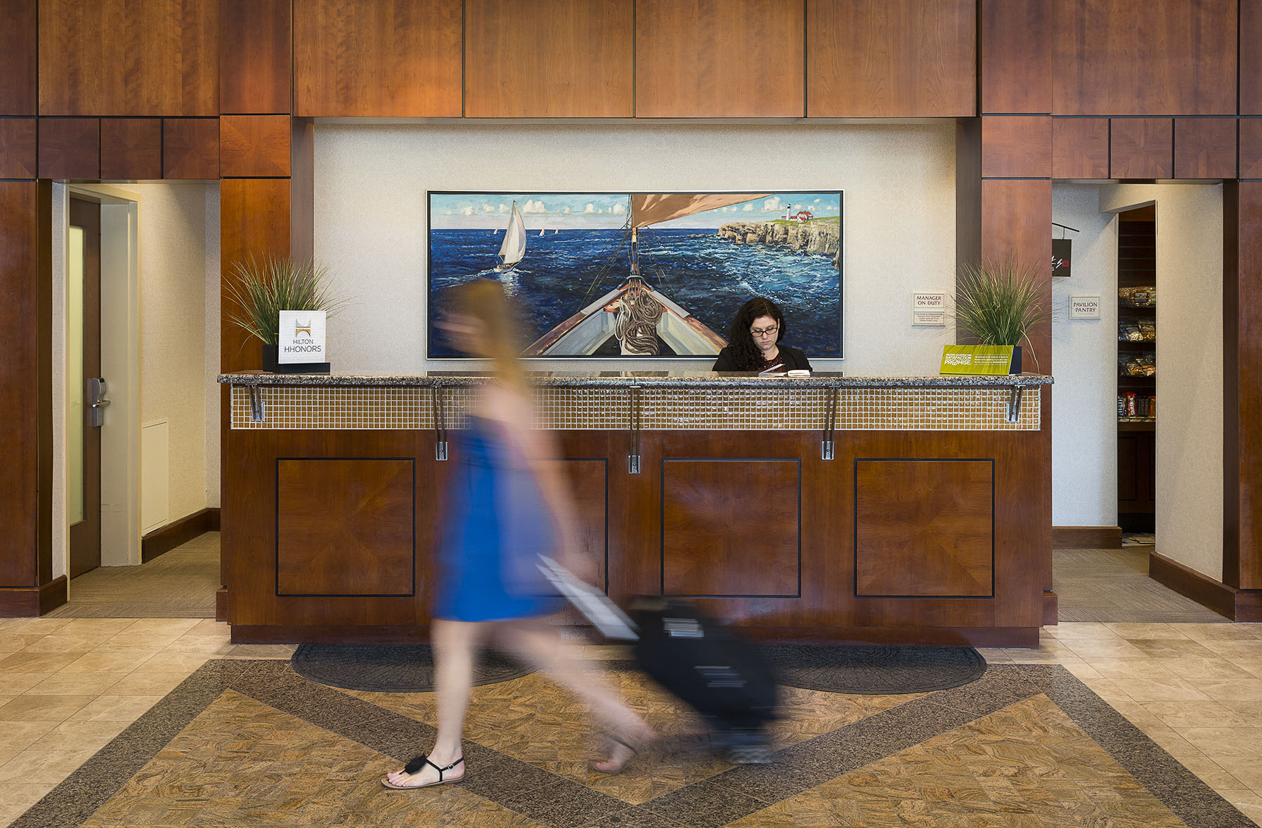 MEMIC Hilton Garden Inn for Annual Report